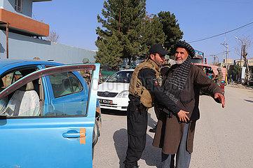 AFGHANISTAN-FARYAB-TALIBAN COMMANDER-ATTACK