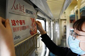 CHINA-HEILONGJIANG-HARBIN-RAILWAY-Paar (CN)