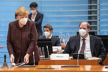 Merkel + Braun