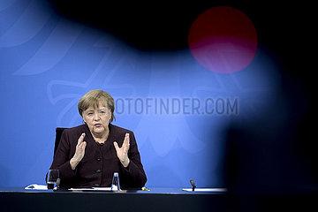 Angela Merkel  Coronavirus Crisis