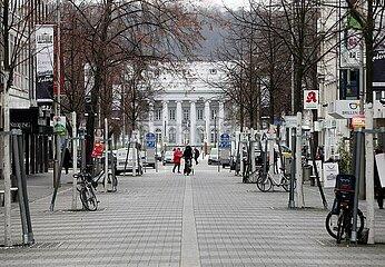 Innenstadt von Koblenz