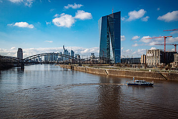 EZB Europäische Zentralbank Frankfurt am Main
