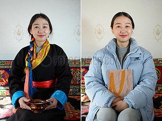(InTibet) CHINA-TIBET-Shannan-NEW YEAR-KELYANG (CN)