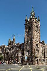 Grossbritannien  Nordirland  Belfast - Church House (1905) ist das Hauptquartier der Presbyterianischen Kirche in Irland