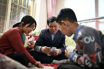 (FOCUS) CHINA-NINGXIA-YINCHUAN-POVERTY RELIEF-LIFE Improvements (CN)
