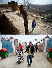 (FOCUS) CHINA-NINGXIA-YINCHUAN-POVERTY RELIEF-LIFE Improvements (CN) (FOCUS) CHINA-NINGXIA-YINCHUAN-POVERTY RELIEF-LIFE Improvements (CN)