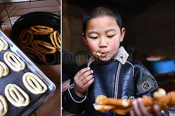 CHINA-LUNAR NEW YEAR-SPRING FESTIVAL-SNACKS (CN)
