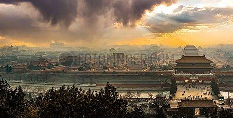 Peking - Die Verbotene Stadt im Winter | Beijing - The Forbidden City in Winter