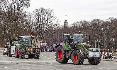 Traktoren-Demo