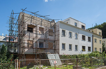 Brno  Tschechische Republik - Werkbundsiedlung Bruenn  Haus 10  11  12  13