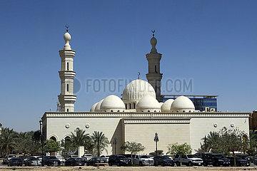 Riad  Saudi-Arabien  Moschee