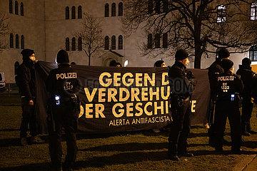 Querdenker instrumentalisieren Gedenken an Sophie Scholl