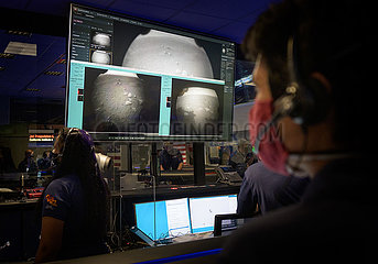 U.S.-NASA-PERSEVERANCE ROVER-LANDING