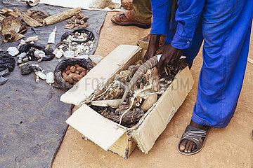 Tierische Heil- und Wundermittel auf dem Markt