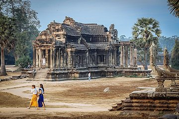 Angkor Wat Tempelanlage