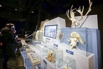 KANADA-VANCOUVER-SCIENCE WORLD-AUSSTELLUNG-ARCTIC VOICES
