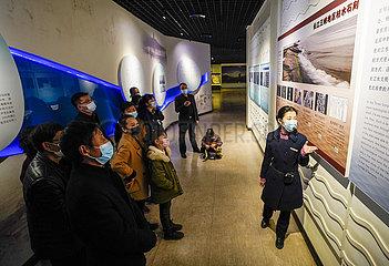 CHINA-CHONGQING-Baiheliang Museumswiedereröffnung (CN)