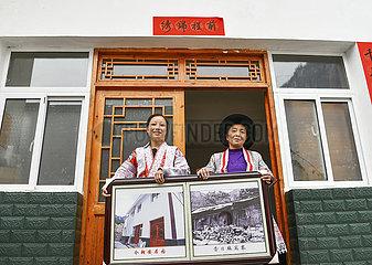 CHINA-GUIZHOU-HUAWU VILLAGE-DEVELOPMENT (CN)