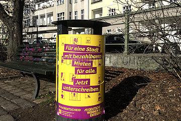 Volksentscheid Deutsche Wohnen Enteignen