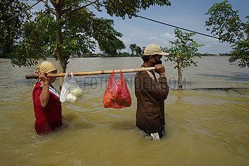 INDONESIA-WEST JAVA-FLOOD