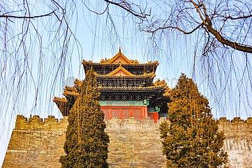 Peking - Verbotene Stadt   Beijing - Forbidden City