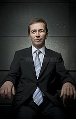 Bernd Lucke  cofounder of anti-euro party Alternative fuer Deutscland