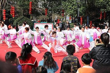 CHINA-Laternenfest-FESTE (CN)