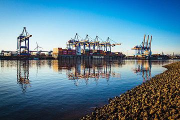 HHLA Containerterminal Altenwerder CTA