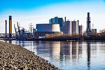 Vattenfall Heizkraftwerk Moorburg