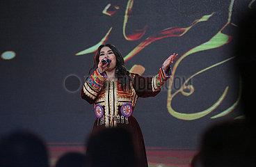 AFGHANISTAN-KABUL-FILM FESTIVAL-OPENING