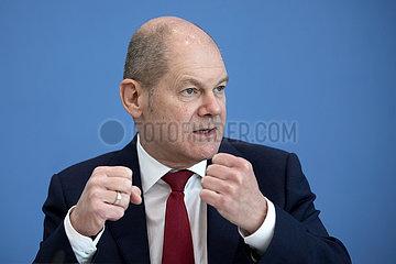 Olaf Scholz - Wohnraumoffensive