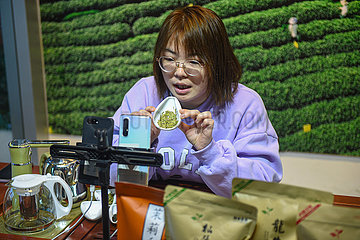 CHINA-ZHEJIANG-LISHUI-SPRING TEA-TRADE (CN)
