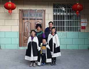 CHINA-SICHUAN-LIANGSHAN-BOY-BETTER LIFE (CN)