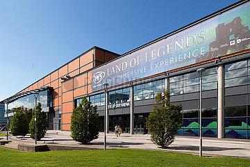 Grossbritannien  Nordirland  Belfast - W5 Science & Discovery Centre