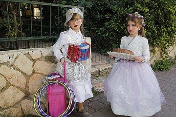 ISRAEL-BNEI BRAK-PURIM