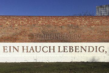 Albrecht Haushofer  Spurensuche Letzter Weg