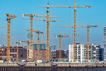 Grossbaustelle HafenCity