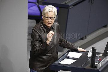 Debatte im Bundestag zum Thema: Epidemische Lage von nationaler Tragweite