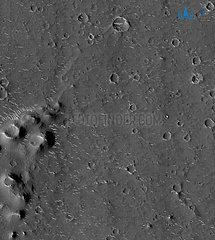 (EyesonSci) CHINA Beijing-Tianwen-1-Sonde-MARS-Bilder mit hoher Auflösung (CN)