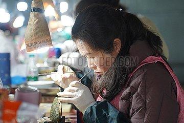 CHINA-JIANGXI-NANCHANG-OYSTER-PEARL (CN)
