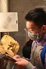 CHINA-CHENGDU-Interactive-PANDA-MUSEUM (CN) CHINA-CHENGDU-Interactive-PANDA-MUSEUM (CN)