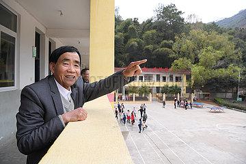 CHINA-FUJIAN-Zhenghe Schule für zurückgelassenen Kinder-DIREKTOR (CN) CHINA-FUJIAN-Zhenghe Schule für zurückgelassenen Kinder-DIREKTOR (CN) CHINA-FUJIAN-Zhenghe Schule für zurückgelassenen Kinder-DIREKTOR (CN )