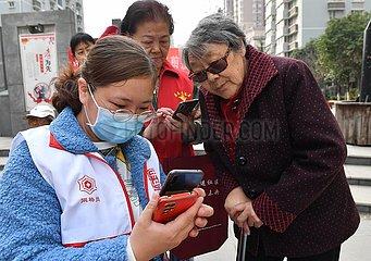 CHINA-LEI FENG DAY-VOLUNTEER (CN)