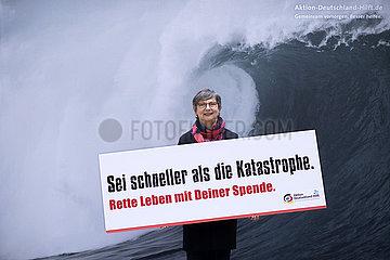 Manuela Rossbach  Humanitarian Aid Policy
