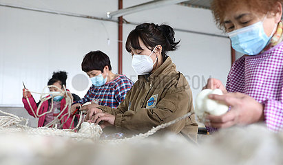 CHINA-LIAONING-YOUNG ENTREPRENEUR-HANDICRAFT BUSINESS (CN)