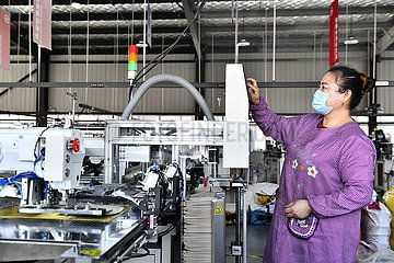 CHINA-SHANDONG-JIAOZHOU-HAT INDUSTRY-DEVELOPMENT (CN)