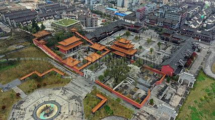 CHINA-GUIZHOU-FUQUAN-ANCIENT TOWN-SPRING (CN)