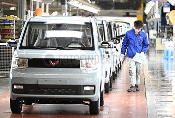 # CHINA-GUANGXI-LIUZHOU-NEW ENERGY FAHRZEUG (CN)