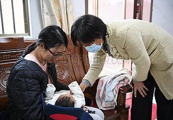 CHINA-WOMEN'S DAY-WORKING FEMALES (CN)
