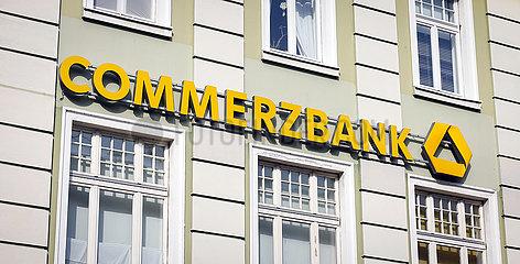 Commerzbank  Krefeld  Nordrhein-Westfalen  Deutschland